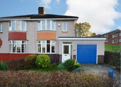 3 Bedrooms Semi Detached House for sale in Wood Lane, Sheffield, South Yorkshire