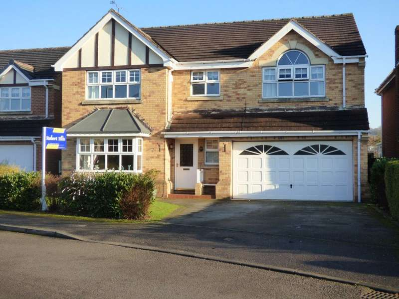 5 Bedrooms Detached House for rent in Parker Gardens, Stapleford. NG9 8QG