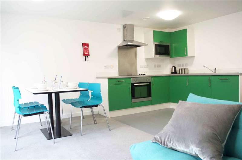 1 Bedroom Apartment Flat for sale in Austin Hall, Servia Road, Leeds, LS7