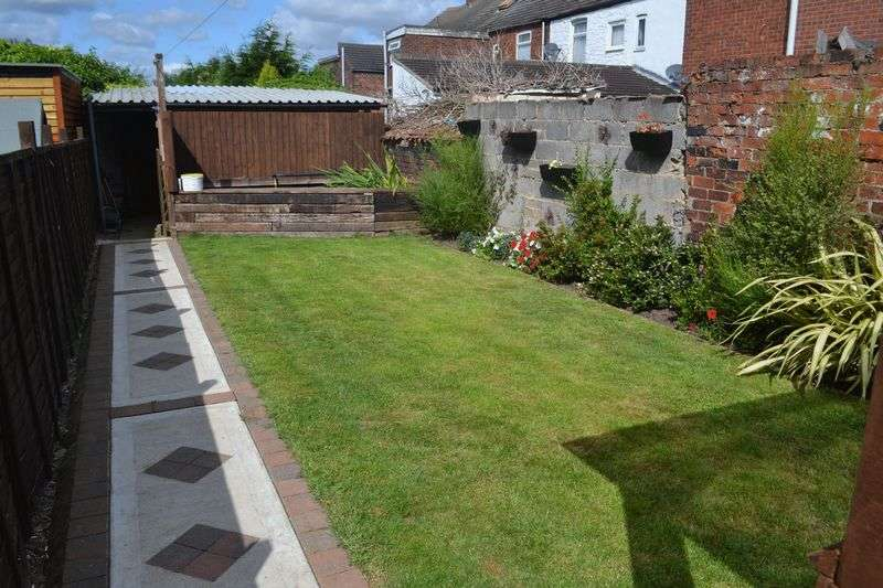 3 Bedrooms Terraced House for sale in Marshland Villas, Barrow Road, New Holland