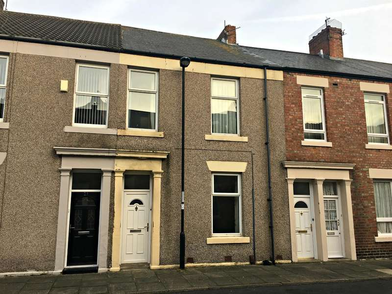 3 Bedrooms Terraced House for sale in Whitby Street, North Shields