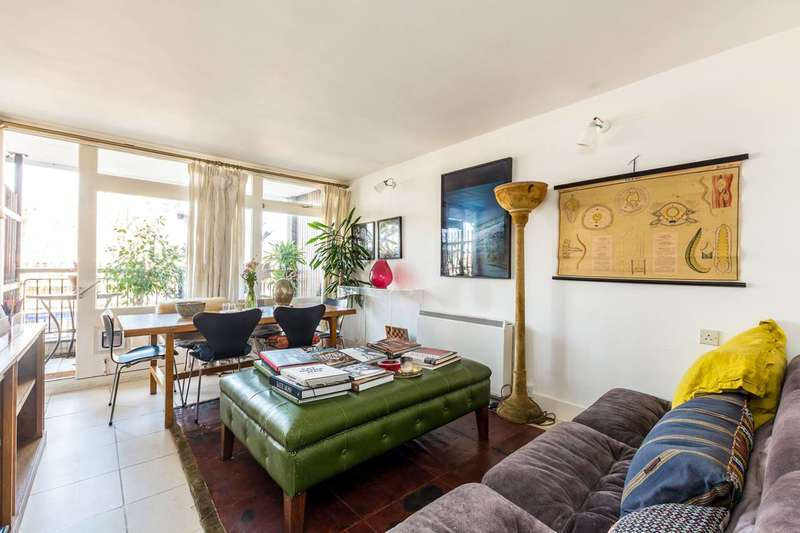 1 Bedroom Flat for sale in Golborne Road, Portobello, W10