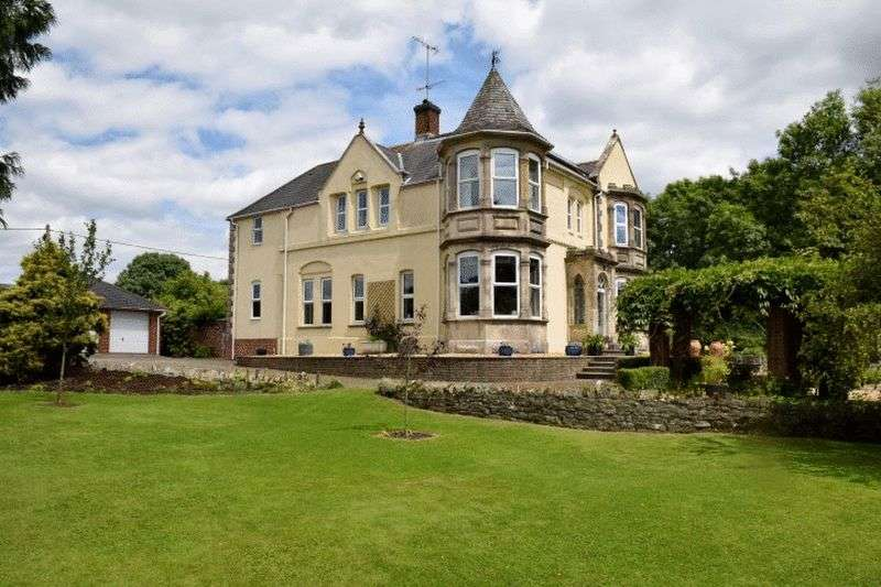 5 Bedrooms Detached House for sale in HOLYWELL HOUSE, HOLYWELL, EVERSHOT, DORCHESTER