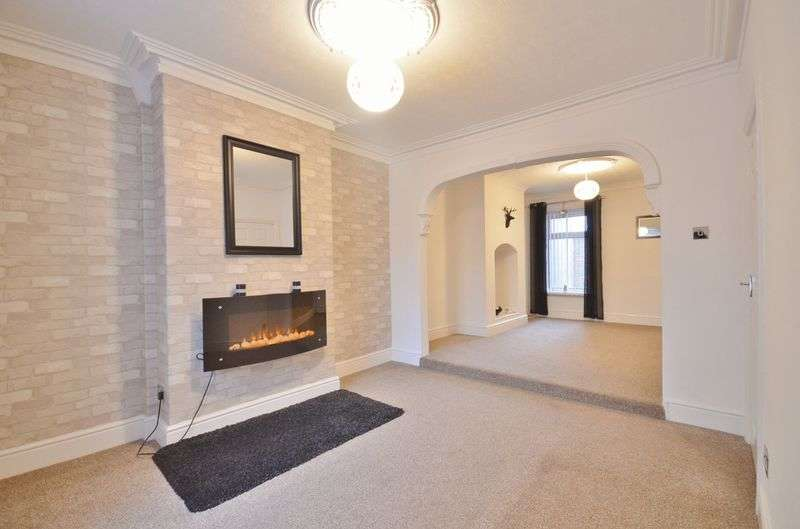 2 Bedrooms Terraced House for sale in Salisbury Street, Workington
