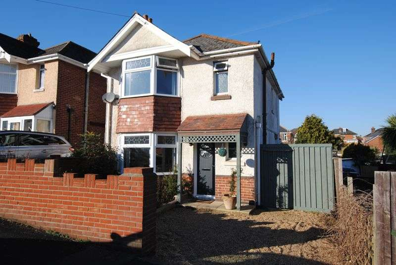 3 Bedrooms Detached House for sale in Bromley Road, Midanbury