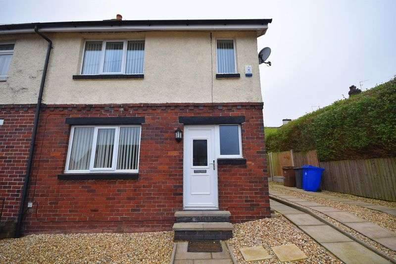 2 Bedrooms Semi Detached House for sale in Grassmere Terrace, High Lane