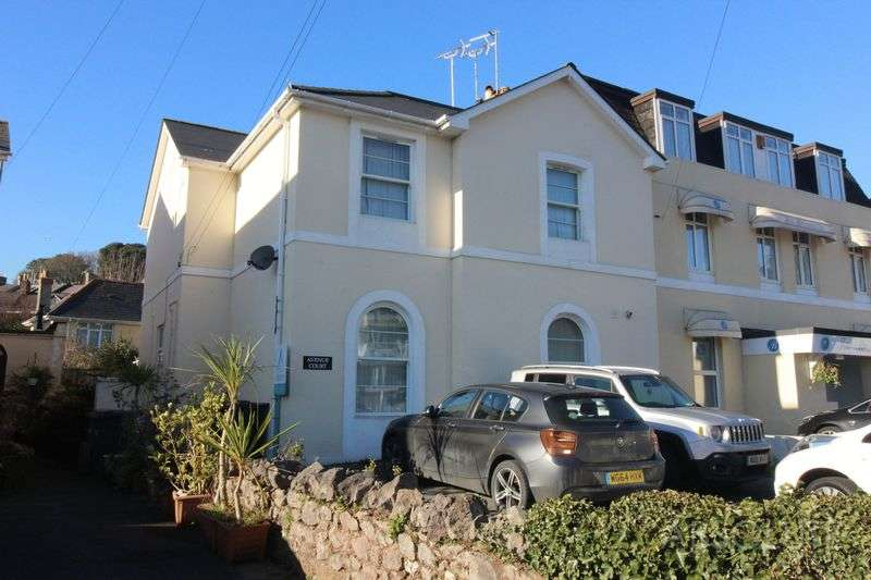 2 Bedrooms Flat for sale in Avenue Road, Torquay