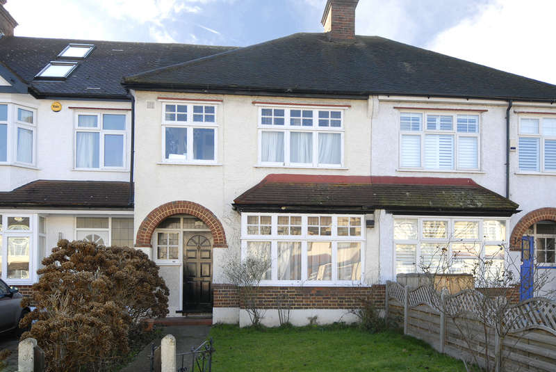 3 Bedrooms Terraced House for sale in Abbots Way, Beckenham