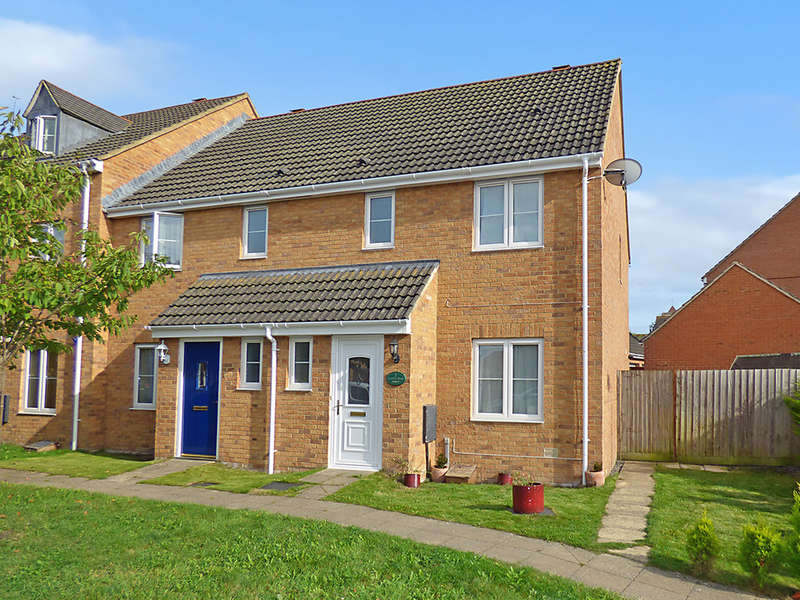 3 Bedrooms End Of Terrace House for sale in Tarpan Walk, Westbury