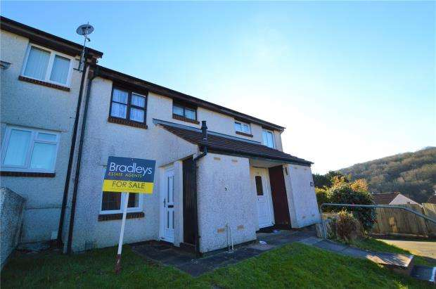 1 Bedroom Flat for sale in Redruth Close, Plymouth, Devon