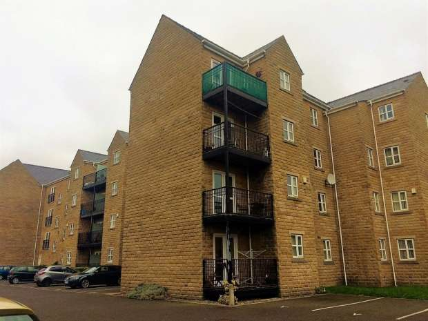 2 Bedrooms Apartment Flat for sale in Longfellow Court Mytholmroyd Hebden Bridge