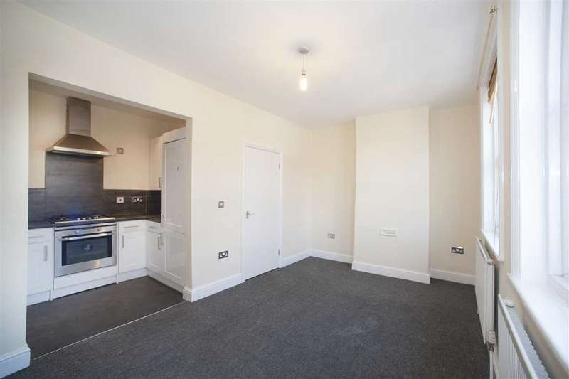 2 Bedrooms Maisonette Flat for sale in Dalling Road, Hammersmith