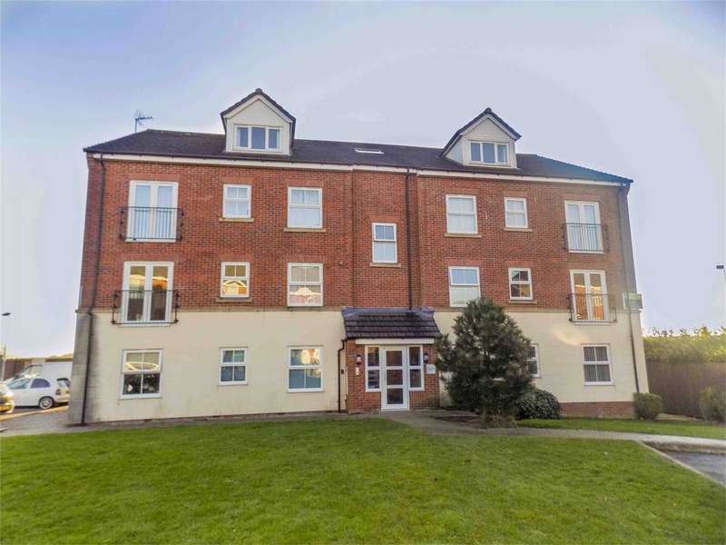 2 Bedrooms Flat for sale in River View Court, Bolton, Lancashire