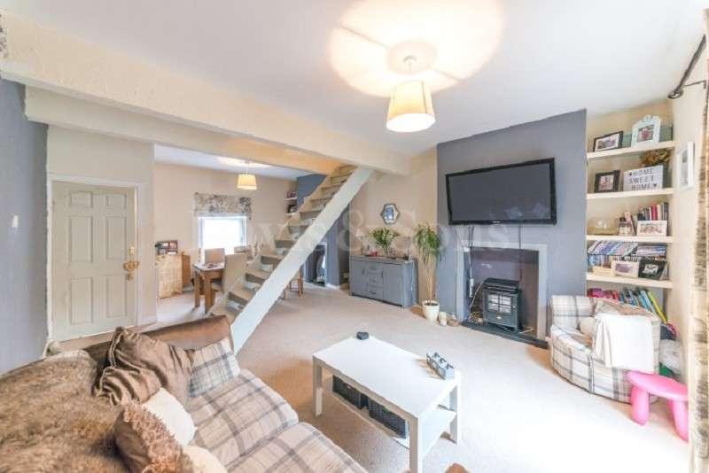 2 Bedrooms Terraced House for sale in Bristol Street, Maindee, Newport. NP19 8DN