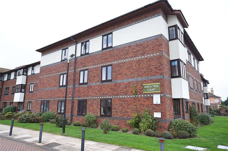 1 Bedroom Retirement Property for sale in Park Road, Worthing, West Sussex, BN11