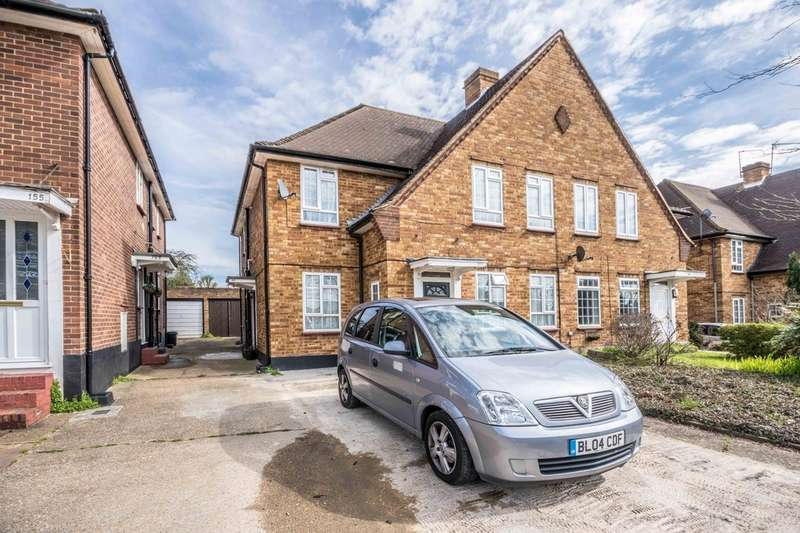 2 Bedrooms Flat for sale in Tolcarne Drive, Pinner