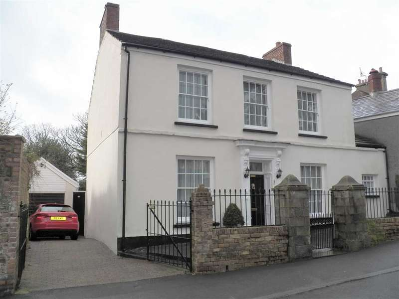 4 Bedrooms Property for sale in Old Road, Llanelli