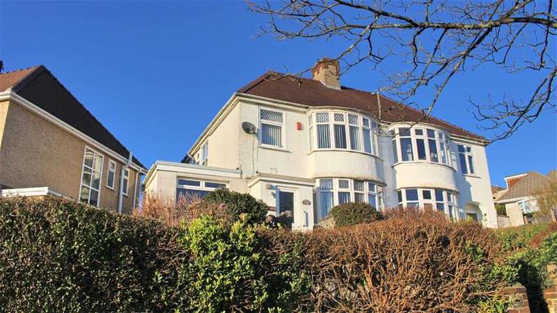 3 Bedrooms Property for sale in Townhill Road, Cockett