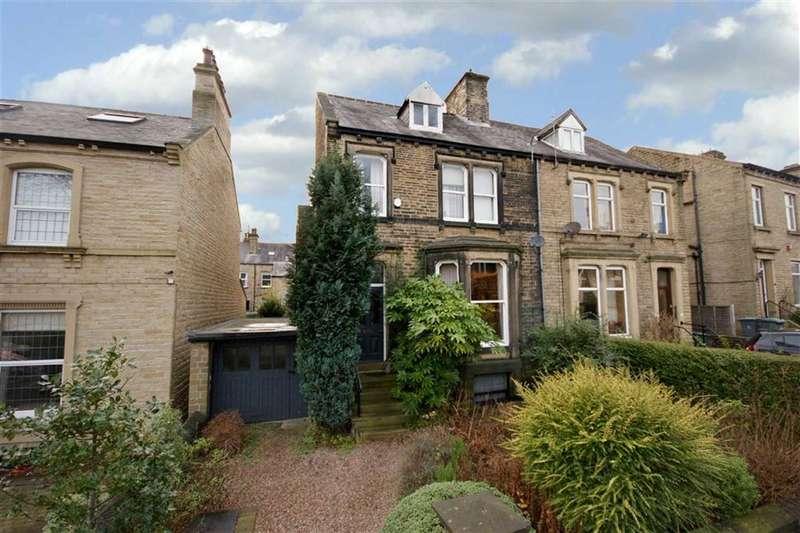 4 Bedrooms Property for sale in Gledholt Road, Gledholt, HUDDERSFIELD, West Yorkshire, HD1