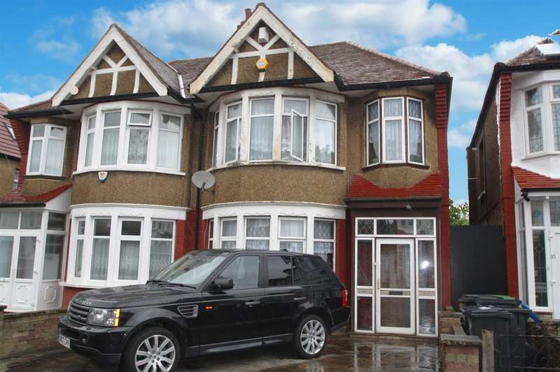 3 Bedrooms Property for sale in Norfolk Avenue, Palmers Green N13