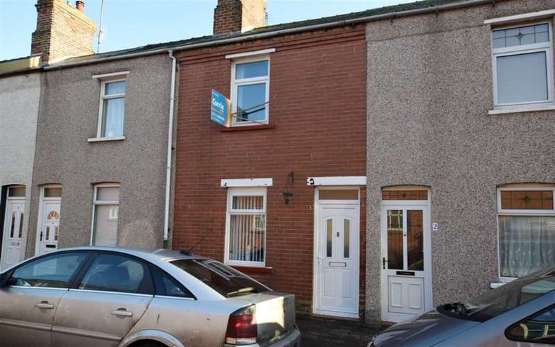 2 Bedrooms Property for sale in Dundonald Street, Barrow In Furness, Cumbria
