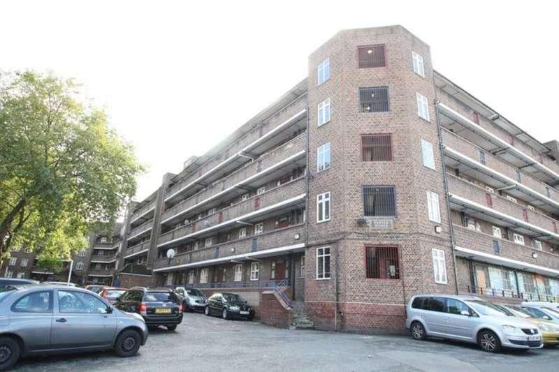 Studio Flat for sale in Tulse Hill, London