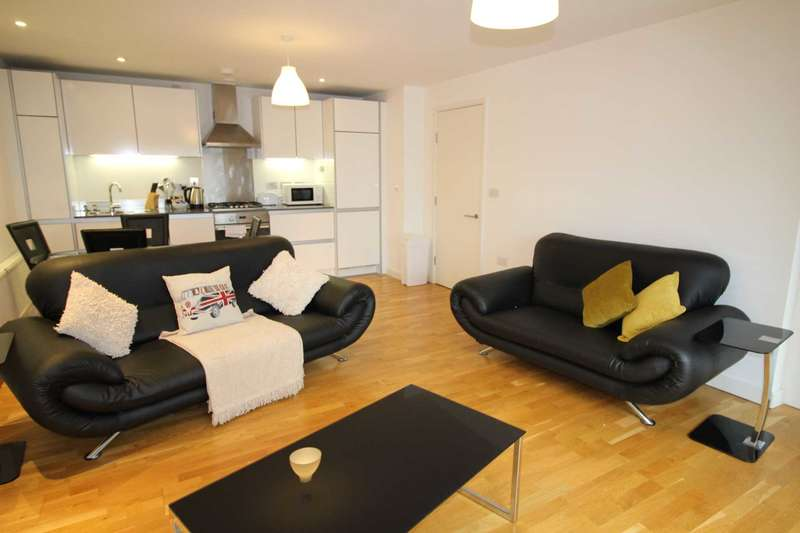 1 Bedroom Serviced Apartments Flat for rent in Hayward, Chatham Place, Reading