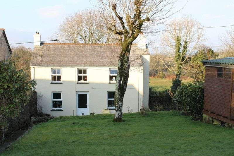 4 Bedrooms Detached House for sale in Innis Moor, St. Austell