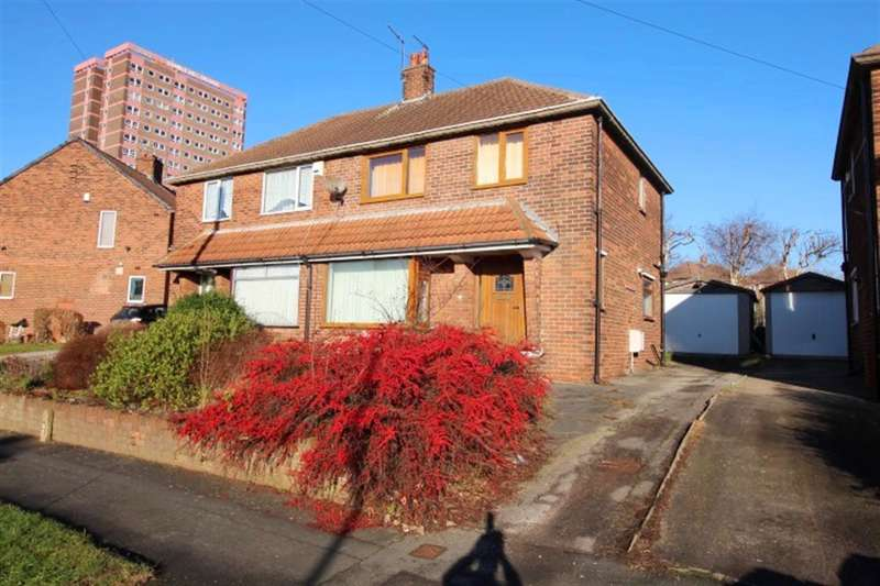 3 Bedrooms Semi Detached House for sale in Queensthorpe Avenue, LS13