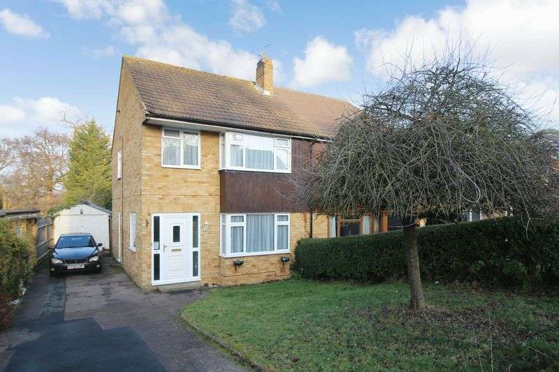 3 Bedrooms Semi Detached House for sale in Nurserylands, Crawley