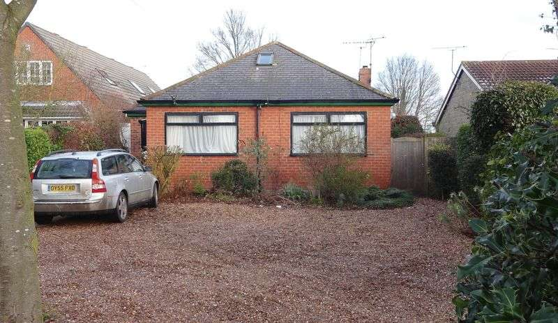 3 Bedrooms Detached Bungalow for sale in Dinnington, Rotherham