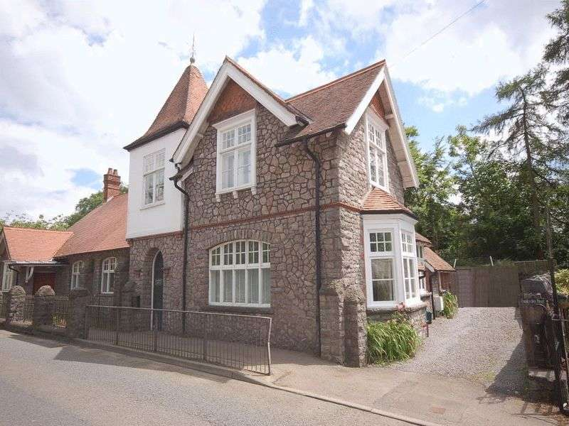 3 Bedrooms Property for sale in Church Hall House, Cowbridge Road, St Nicholas, CF5 6SH