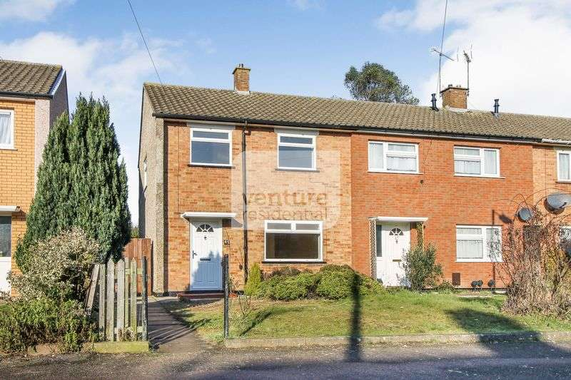 3 Bedrooms Terraced House for sale in Hereford Road, Luton