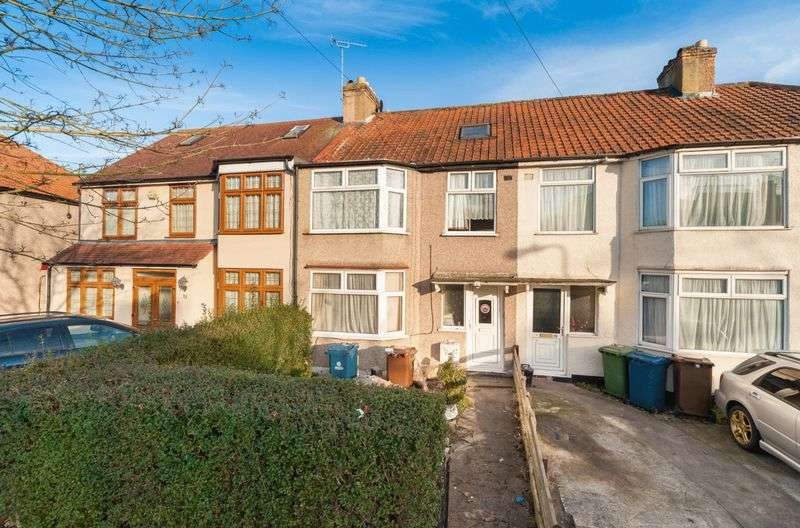 4 Bedrooms Terraced House for sale in Maple Avenue, Harrow
