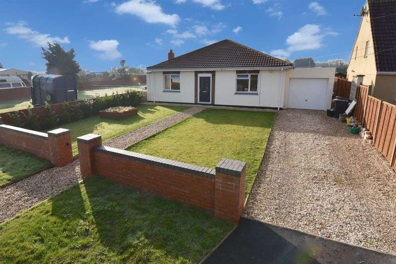 4 Bedrooms Detached Bungalow for sale in Chedzoy Lane, Bridgwater