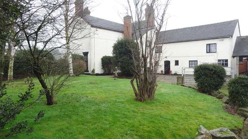 3 Bedrooms Property for sale in Sutton-on-the-Hill, Ashbourne