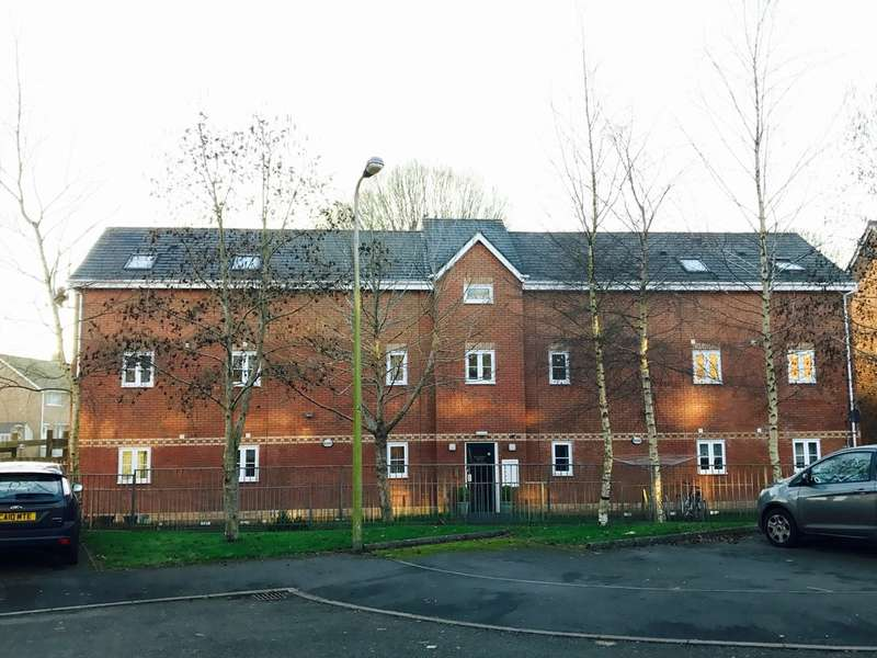 2 Bedrooms Apartment Flat for sale in Plasmawr Road, Cardiff