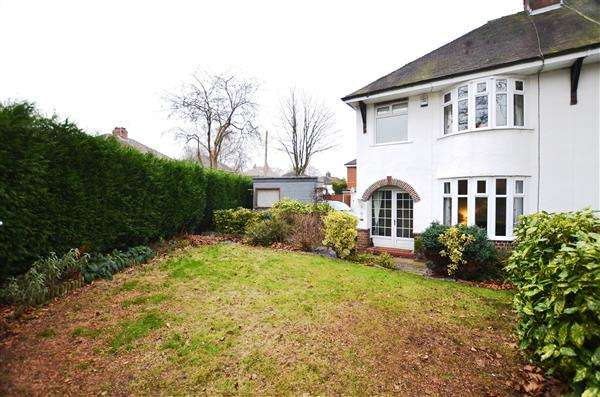 3 Bedrooms Semi Detached House for sale in Clumber Avenue, Clayton, Newcastle-under-Lyme