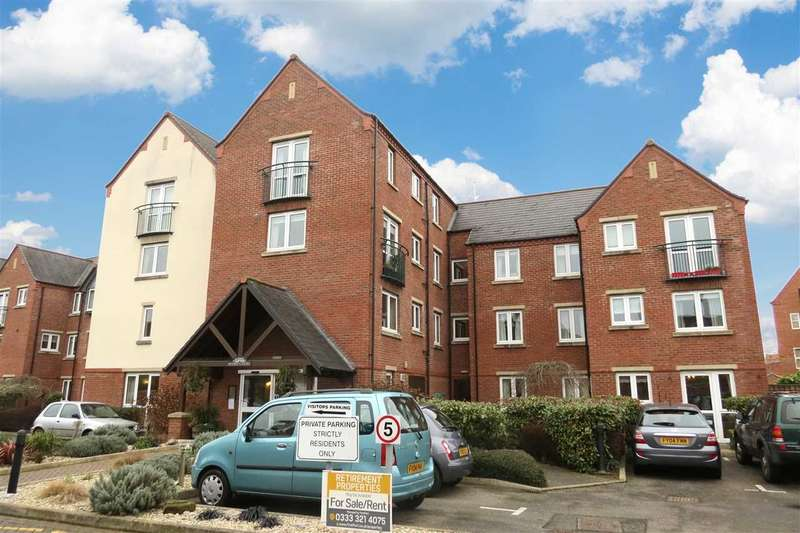 1 Bedroom Apartment Flat for sale in Moores Court, Sleaford