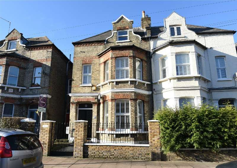 5 Bedrooms House for sale in Cromford Road, Wandsworth, SW18
