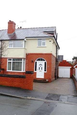 4 Bedrooms Semi Detached House for sale in Moorcroft Avenue, Great Boughton, Chester, Cheshire, CH3