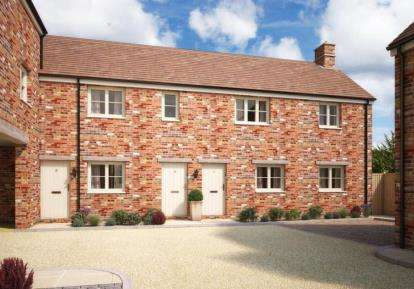 2 Bedrooms House for sale in The Old Print Works, Brackley