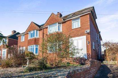 5 Bedrooms Semi Detached House for sale in Exeter, Devon, England