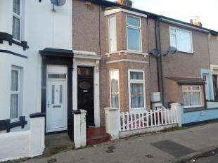 1 Bedroom Flat for sale in Alma Road, Sheerness, Kent