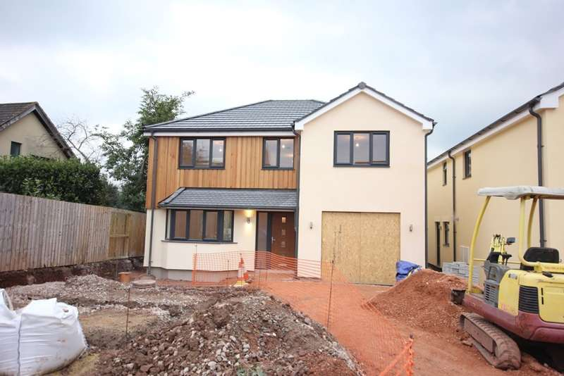 5 Bedrooms Detached House for sale in Clampitt Road, Ipplepen