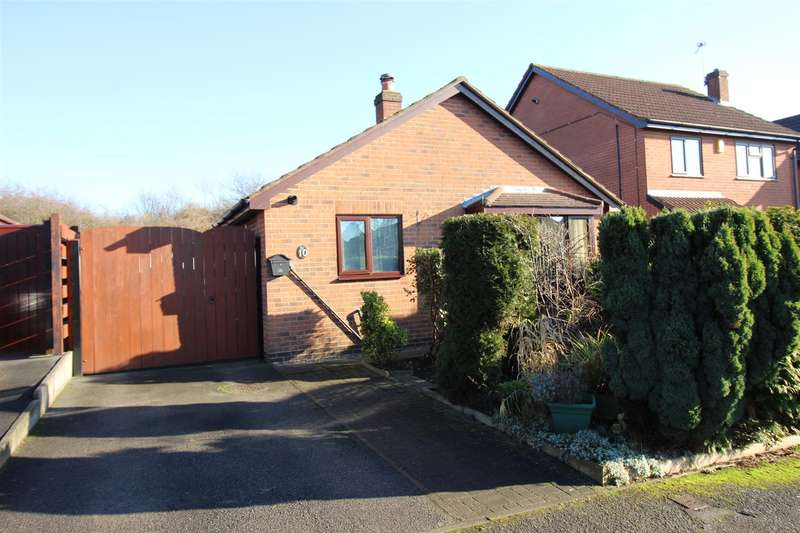 2 Bedrooms Property for sale in Larch Drive, Sandiacre, Nottingham