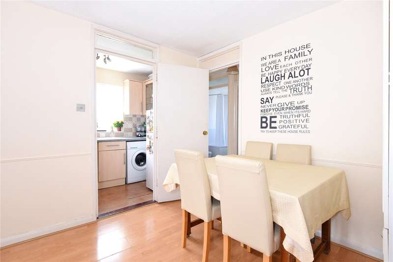 1 Bedroom Apartment Flat for sale in Lanata Walk, Hayes, Middlesex, UB4