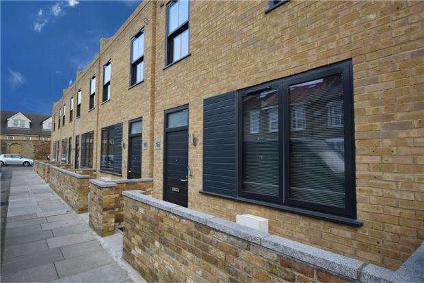 4 Bedrooms Town House for sale in Kneller Road, LONDON, SE4 2AR