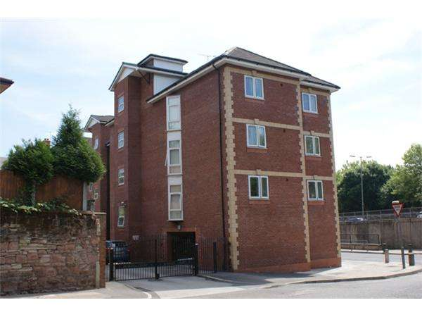 2 Bedrooms Flat for sale in Bishops Court, 127-135 Aigburth Road, Aigburth, L17 0BJ