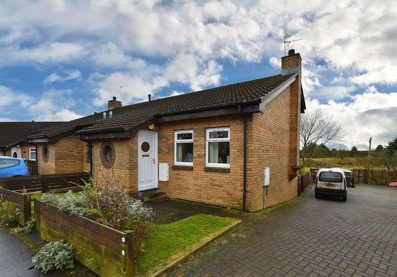 3 Bedrooms Semi Detached House for sale in Meadow Crescent, Fauldhouse, EH47 9AX